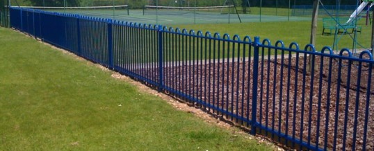 Play Area Fencing – Duxford